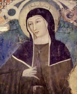 Saint Agnes of Assisi